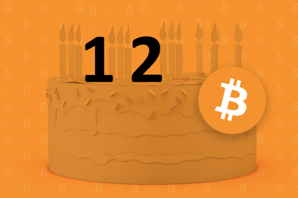 12 anos do Bitcoin